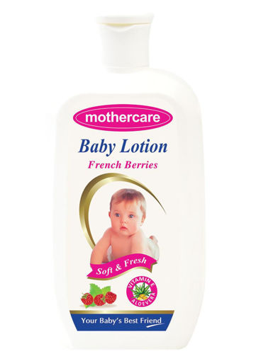 Picture of MOTHERCARE BABY LOTION FRENCH BERRIES 115ML
