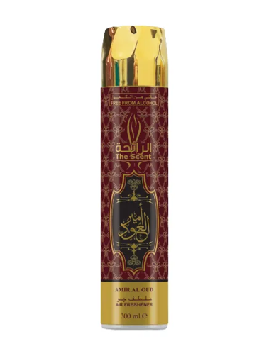 Picture of THE SCENT AIR FRESHNER AMIR AL OUD 300ML