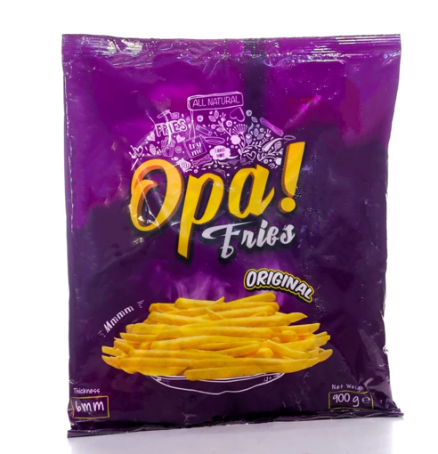 Picture of OPA FRIES ORIGINAL 900GM
