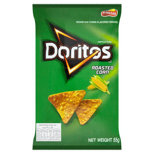 Picture of DORITOS ROASTED CORN 55GM