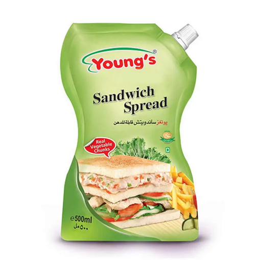 Picture of YOUNGS SANDWICH SPREAD 500ML