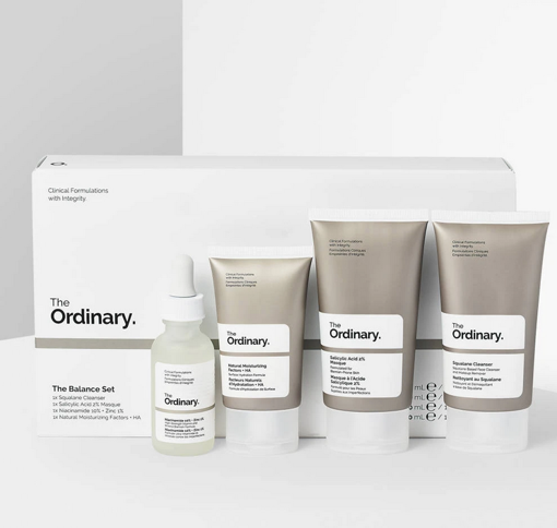 Picture of THE ORDINARY THE BALANCE SET