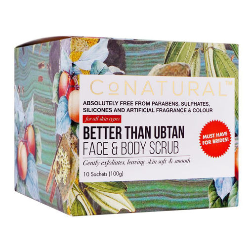 Picture of CONATURAL BETTER THAN UBTAN FACE-BODY SCRUB 100G