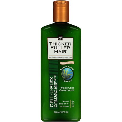 Picture of THICKER FULLER HAIR CALL-U-PLEX WEIGHTLESS CONDITIONER 355 ML