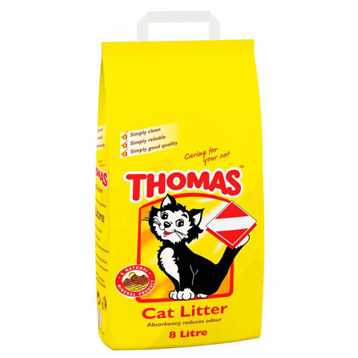 Picture of THOMAS CAT LITTER 8LTR