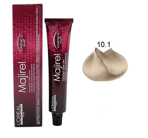 Picture of LOREAL MAJIREL HAIR COLOR 10.1 LIGHTEST ASH 50ML