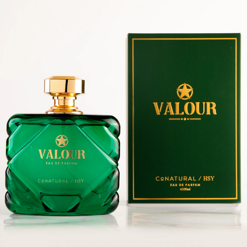 Picture of CONATURAL HSY VALOUR EDP FOR HIM 100ML