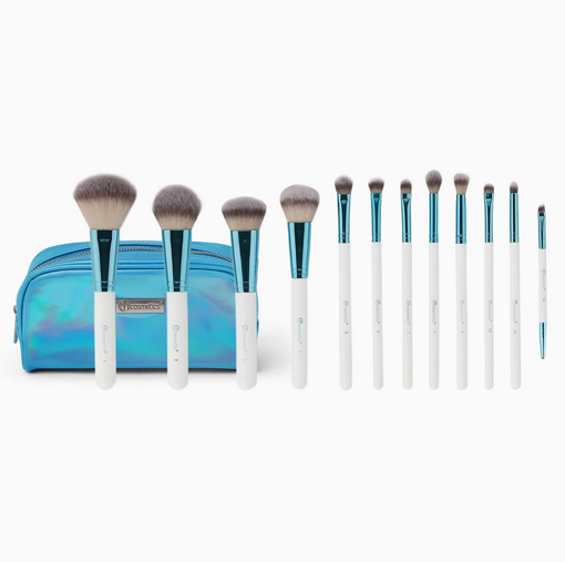 Picture of BH POOLSIDE CHIC 12PIECE BRUSH SET