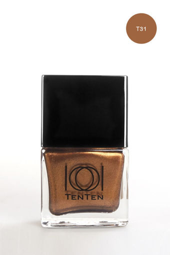Picture of TENTEN NAIL POLISH GOLD T31
