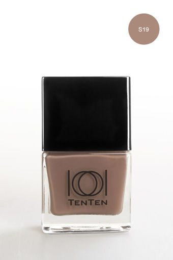 Picture of TENTEN NAIL POLISH BROWN S19