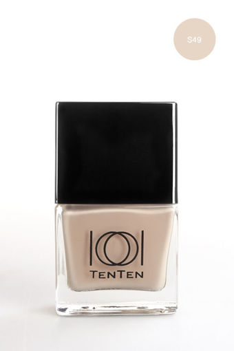 Picture of TENTEN NAIL POLISH GREY S49