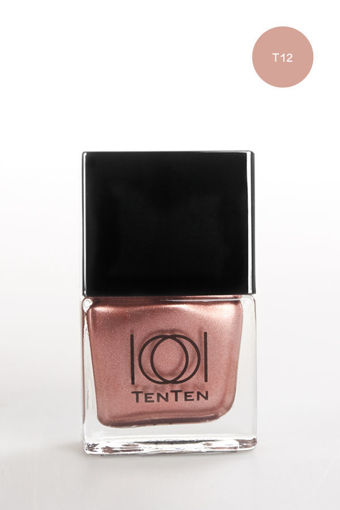 Picture of TENTEN NAIL POLISH BROWN T12
