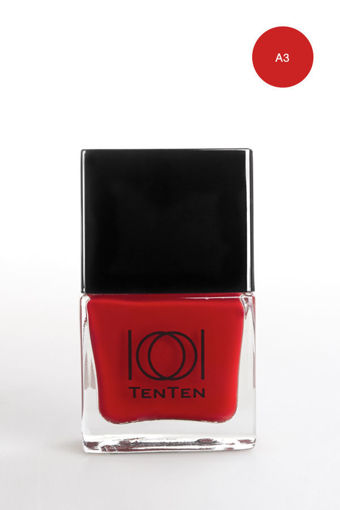 Picture of TENTEN NAIL POLISH RED A3