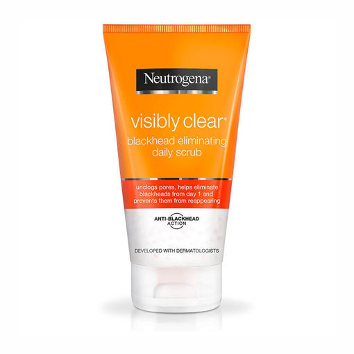 Picture of NEUTROGENA VISIBLY CLEAR BLACKHEAD ELIMINATING SCRUB 150ML