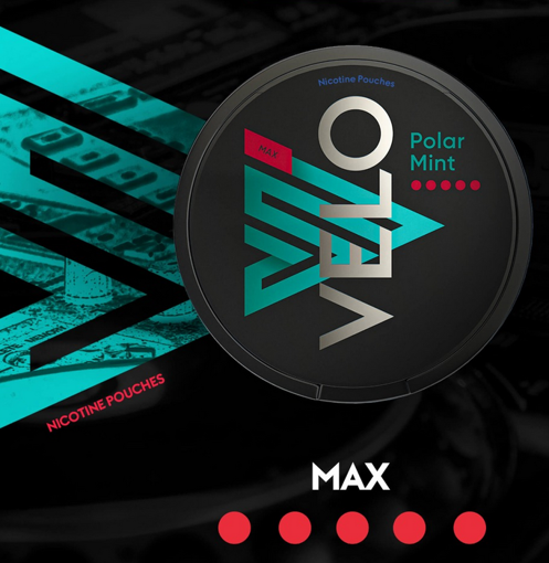 Picture of VELO POLAR MINT MAX
